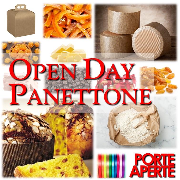 PORTE APERTE – Open Day Panettone – 27 Settembre 2021